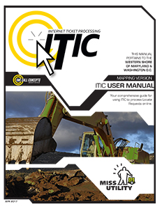 ITIC Manual Eastern Shore MD & DC