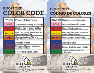 Uniform Color Code